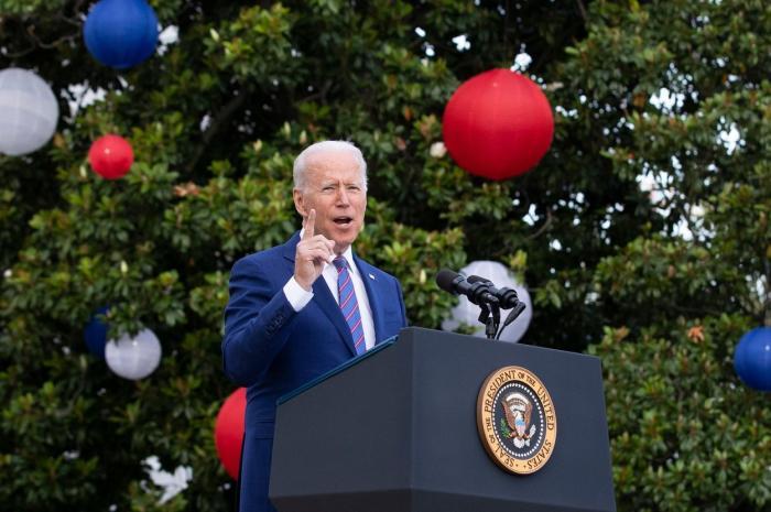 """Ziua Independenţei, serbată ca înainte de Covid. Joe Biden: """"Suntem mai aproape ca oricând să ne declarăm independenţa faţă de un virus mortal"""""""
