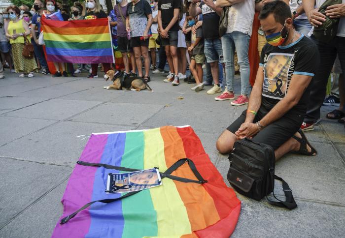 Proteste în Spania, după uciderea lui Samuel