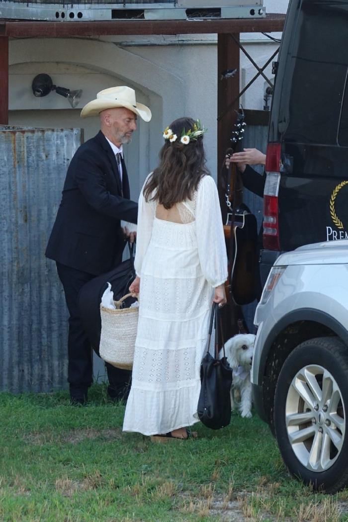 Părinţii lui Gwen Stefani, la nuntă