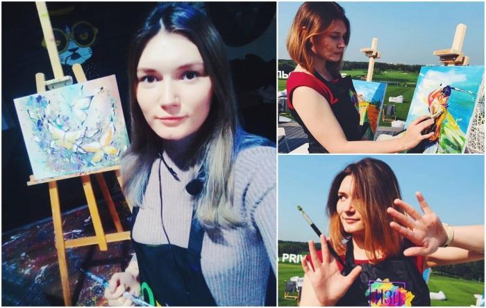 Tânără pictoriţă, omorâtă de propria mamă, medic pediatru. Anastasia a fost înjunghiată de 8 ori, într-un apartament din Moscova