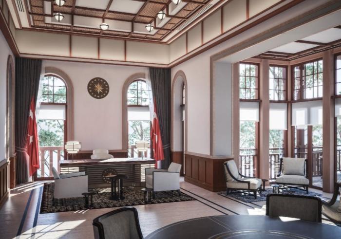 Noua reședință de lux a lui Erdogan, care a costat 73 mil. $, a stârnit un val de critici în contextul în care cei mai mulți turci trăiesc la limita sărăciei