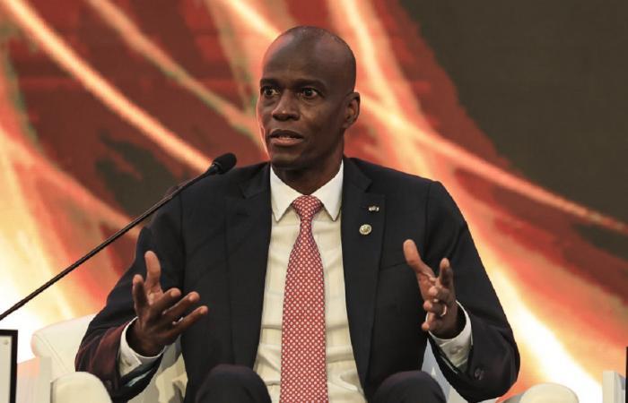Preşedintele din Haiti, Jovenel Moise