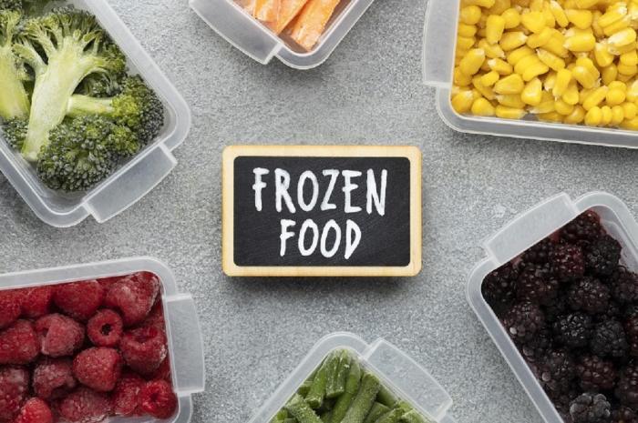 Camera frigorifică menţine alimentele la o temperatură optimă