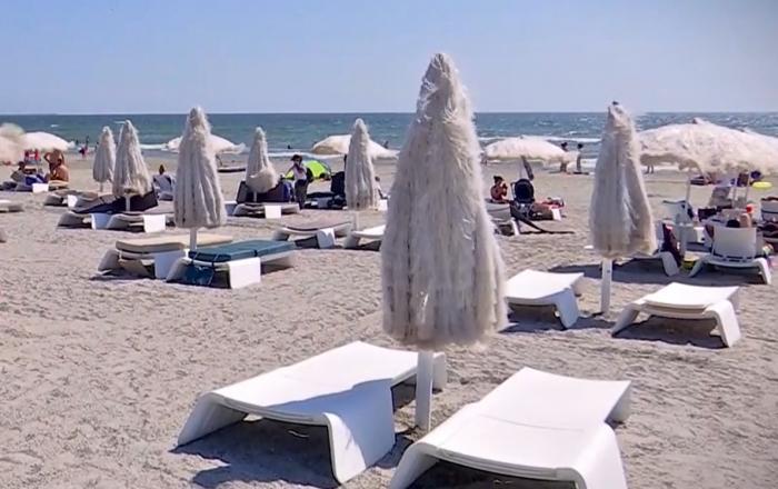 UV ridicat pe litoral. Radiații ultraviolete periculoase la orele prânzului