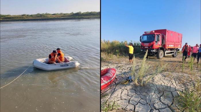 Cinci copii s-au înecat în râul Siret, la Filipești, în Bacău