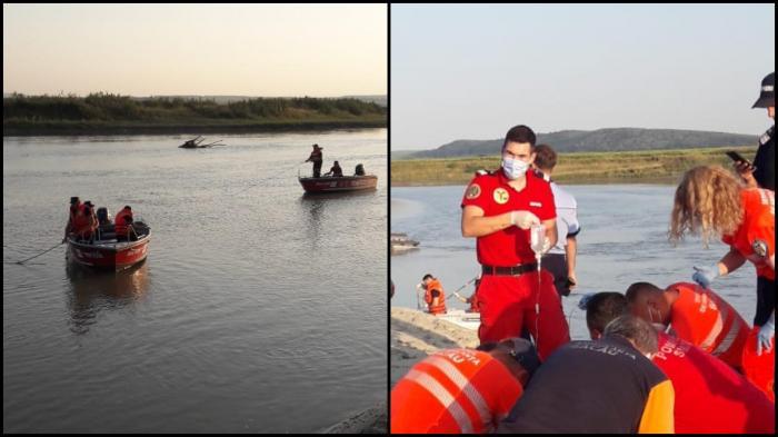 Cinci minori au murit înecați în râul Siret, la Filipești, în Bacău. Paramedicii au încercat să-i resusciteze, însă fără succes