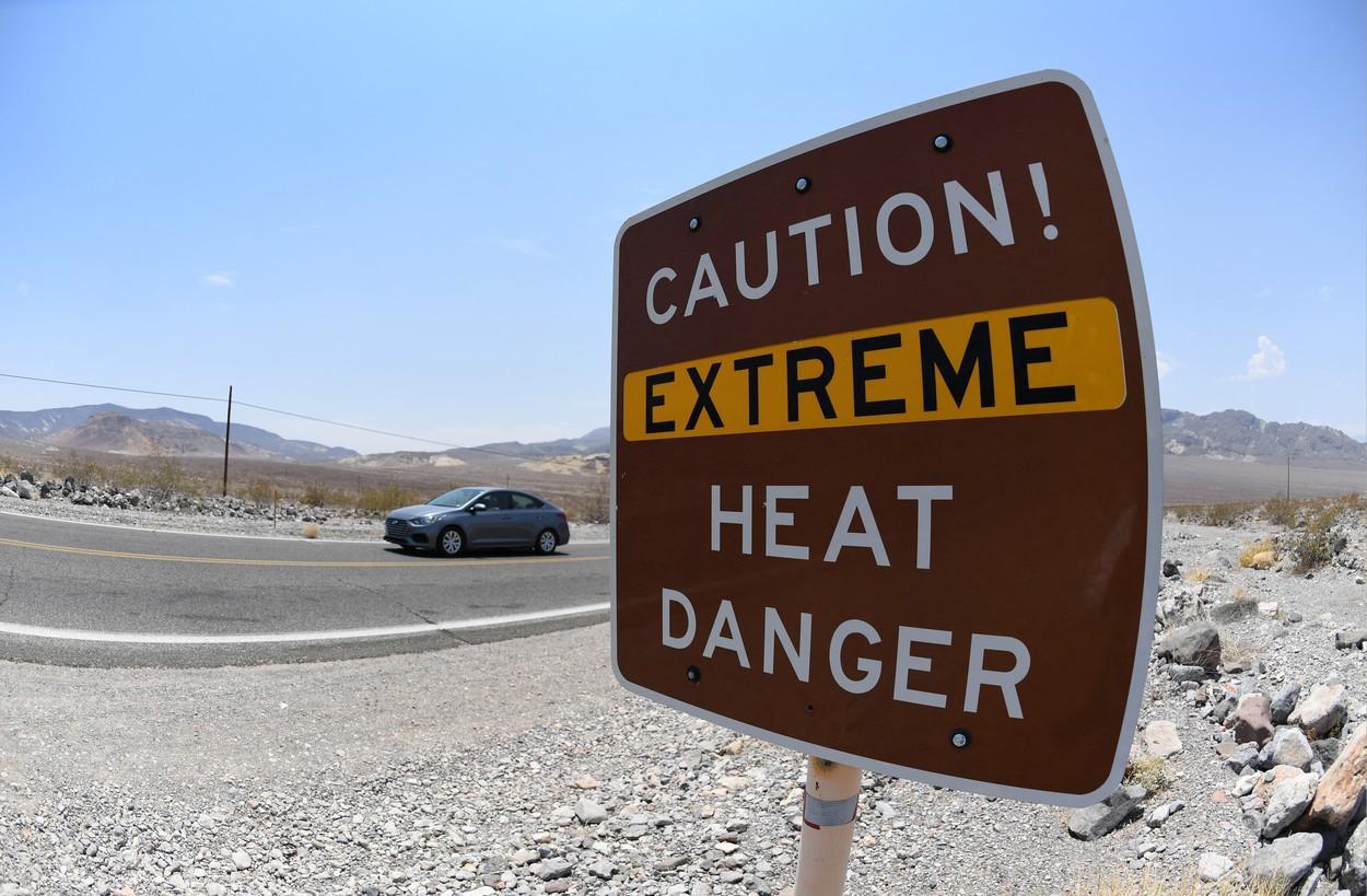 Canicula care a lovit SUA în iunie ar fi cauzat 600 de decese, de 3 ori mai mult decât estimarea oficială