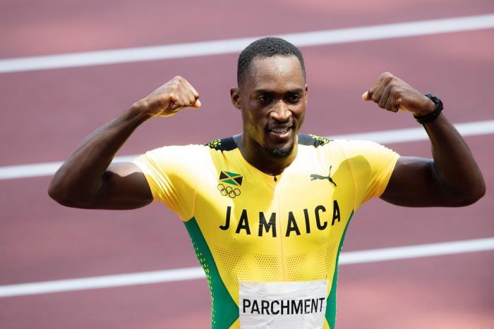 Jamacainul a câştigat aurul olimpic ddatorită unei voluntare
