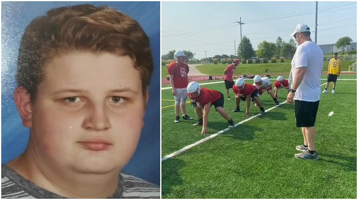 Un tânăr a murit în timpul unui antrenament după ce i s-a făcut rău de la căldură