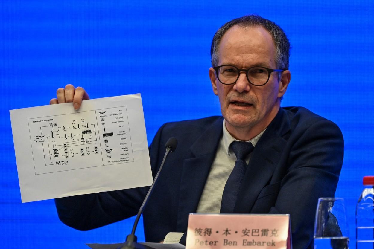 """Răspândirea coronaviruslui din laboratorul din Wuhan, printre ipotezele """"probabile"""". Pacientul-zero ar putea fi un angajat"""