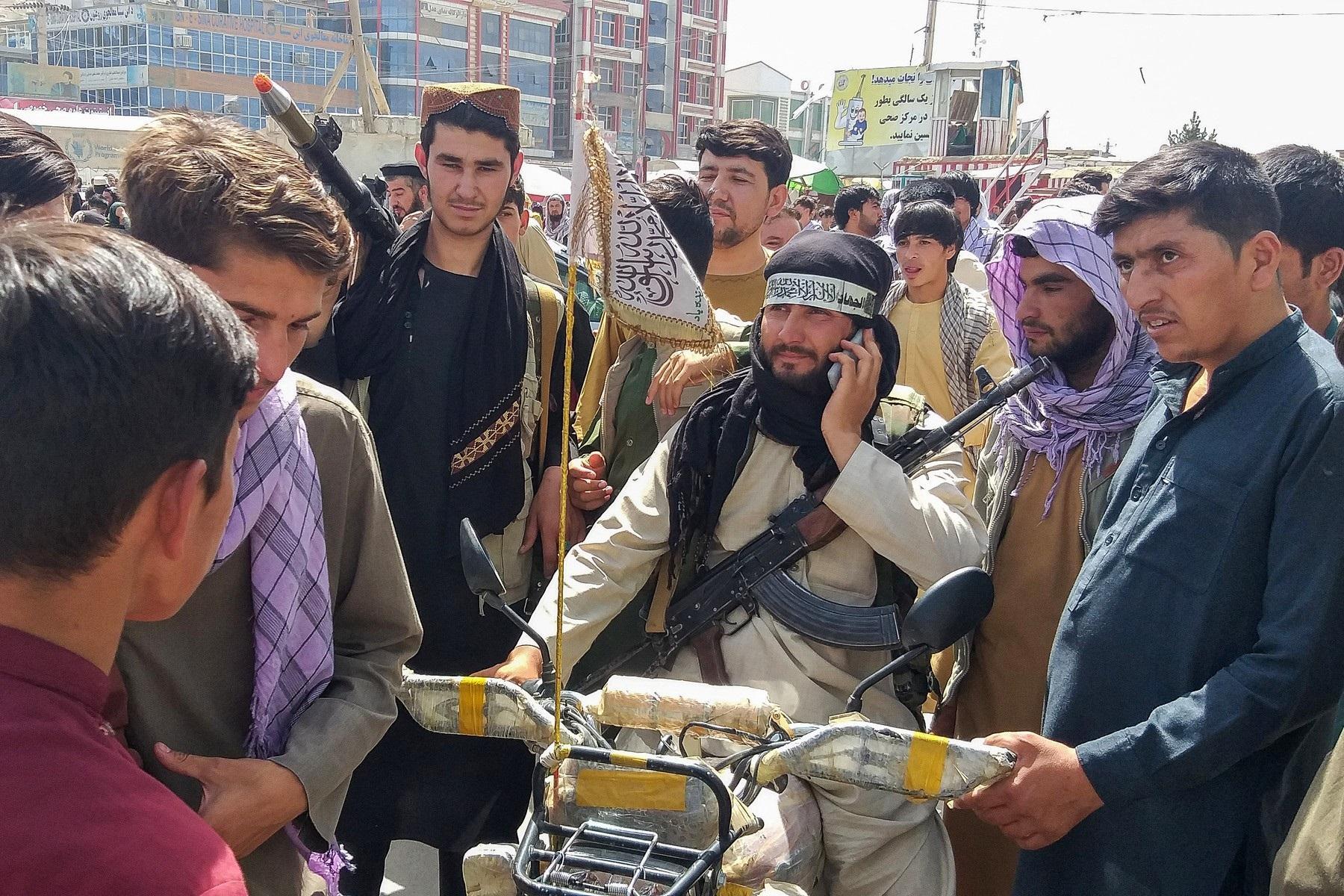 criza din Afganistan