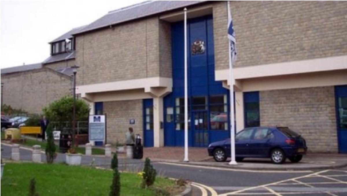 Atacul s-a produs într-o celulă din aripa B a închisorii Durham
