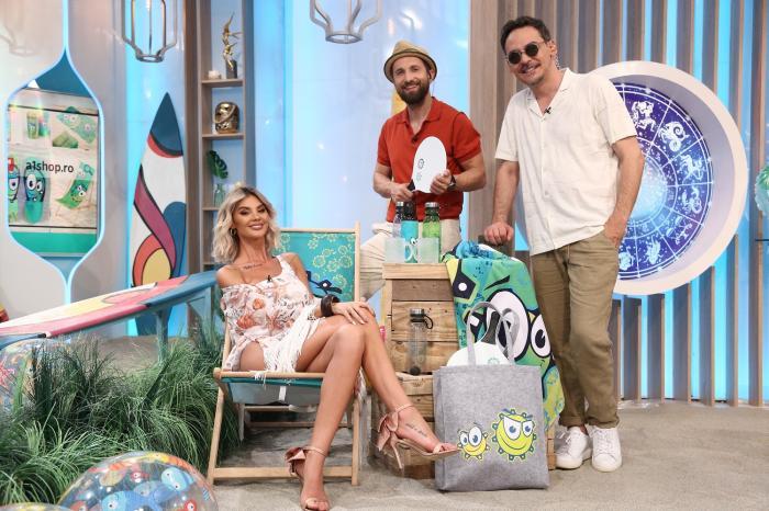 Super Neatza cu Răzvan și Dani revine din 29 August, ora 10.00, la Antena 1