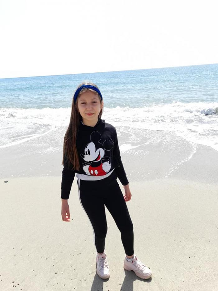 Alexia a salvat patru vieţi după moarte. Familia copilei de 10 ani, care s-a stins ieri în Cluj, a fost de acord cu donarea de organe