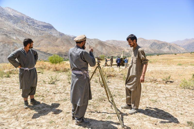 Rezistenţa anti-talibană din Valea Panjshir