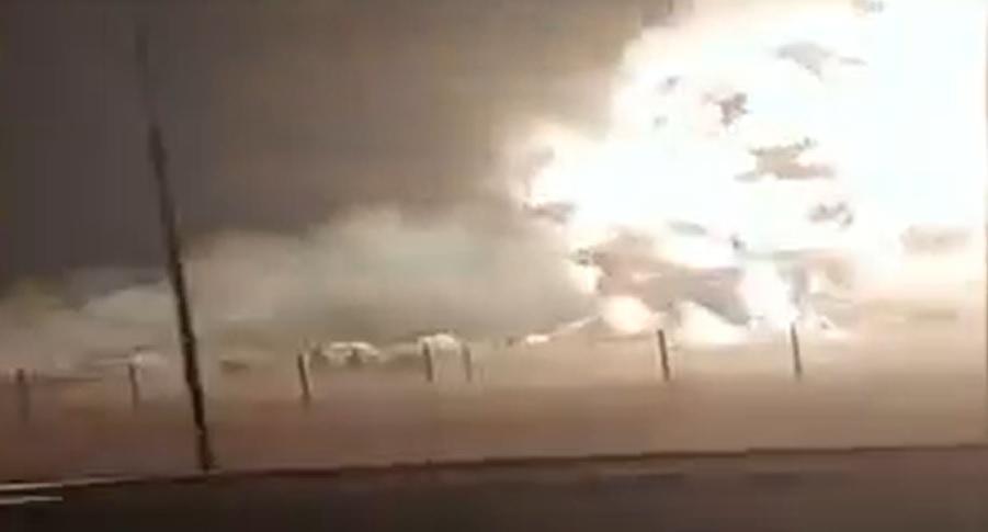 Patru sate evacuate în urma exploziei la un depozit de muniție din Kazahstan. 66 de persoane au fost rănite