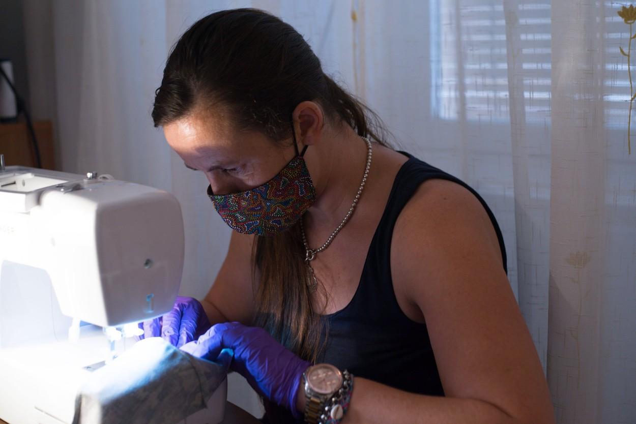 Cercetătorii mexicani au creat o mască ce neutralizează SARS-CoV-2