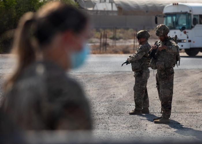 Nou atac în Kabul. Cinci rachete au fost trase spre aeroport înainte de retragerea SUA