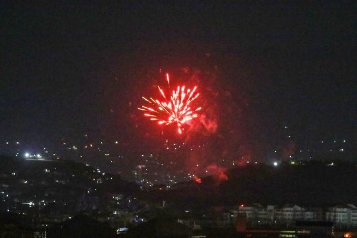 """""""Retragerea SUA din Afganistan este o lecție pentru întreaga lume"""", transmit talibanii în timp ce sărbătoresc cu focuri de artificii"""