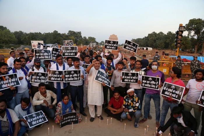 Proteste masive în India împotriva violului, 4 august 2021