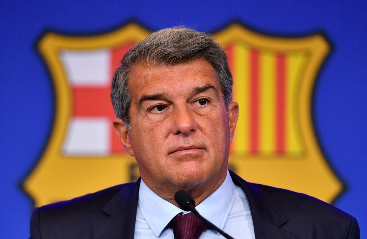 Joan Laporta, preşedintele FC Barcelona, a precizat că nu a vrut să pună în pericol viitorul clubului doar pentru a înregistra noul contract al lui Messi