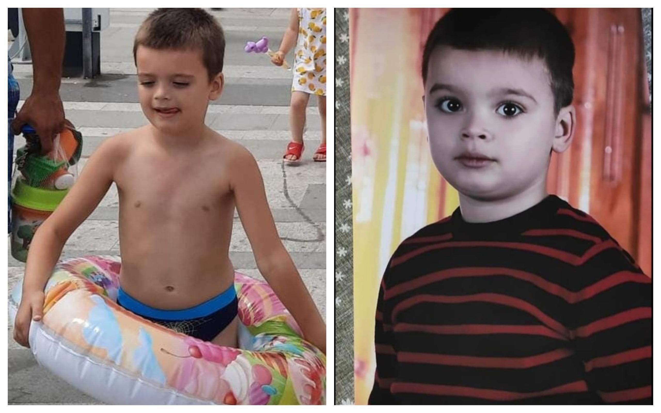 Un copil de 5 ani s-a pierdut pe plaja Laguna din Mangalia