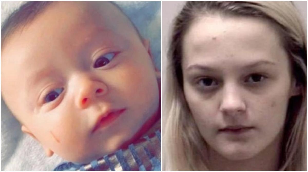 Mamă acuzată că şi-a ucis bebeluşul după ce a adormit cu el în braţe în timp ce stătea în cadă, în SUA