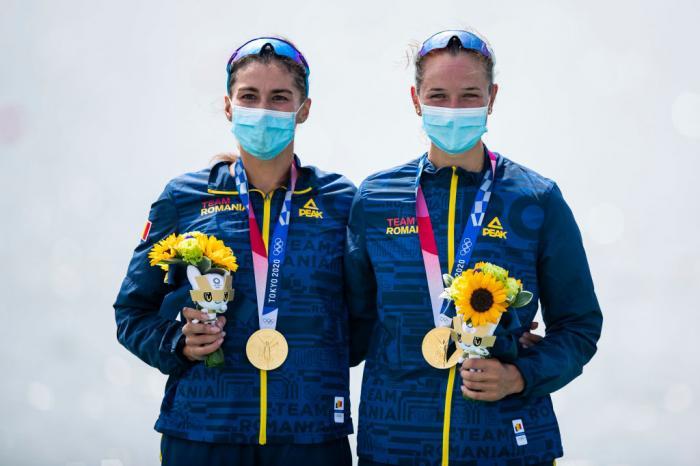 Patru medalii pentru România la Jocurile Olimpice de la Tokyo
