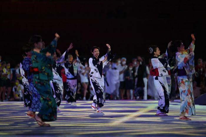 Jocurile Olimpice de la Tokyo s-au încheiat cu o ceremonie sub semnul speranţei