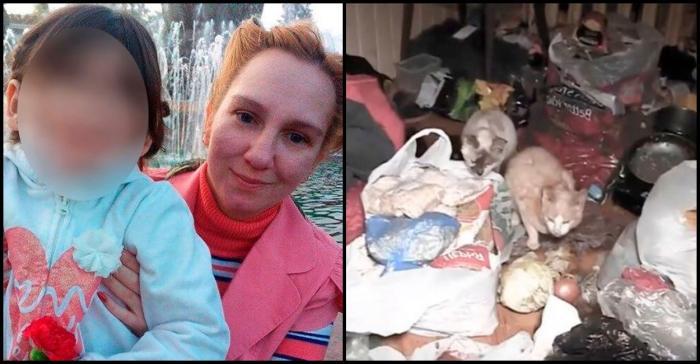 Fetiţa a fost ţinută captivă de mama ei, într-o cameră fără ferestre