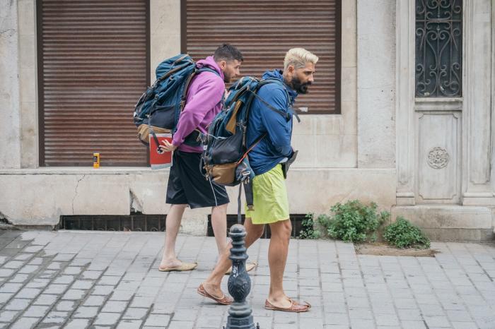 """Autostopul, misiune imposibilă pentru Connect-R și Shift la Asia Express: """"Ni s-a dublat dimensiunea picioarelor"""""""