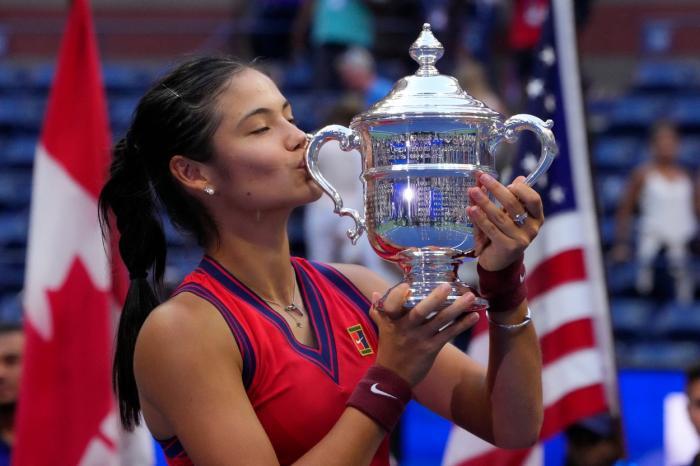 Emma Răducanu a câştigat US Open la doar 18 ani