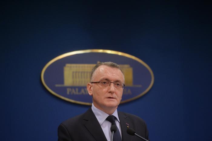 Sorin Cîmpeanu, ministrul Educației