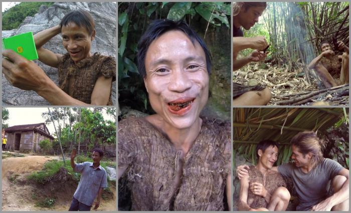 Ho Van Lang a supravieţuit 40 de ani în jungla vietnameză şi doar 8 în lumea civilizată