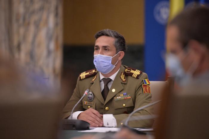 Gheorghiţă: Varianta Delta a devenit dominantă inclusiv în România. Unul din doi români nu are nicio protecție față de această boală