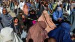 3.500 de afgani din Kandahar, forţaţi de talibani să-şi părăsească locuinţele în termen de 3 zile. Sute de protestatarii au ieşit în stradă