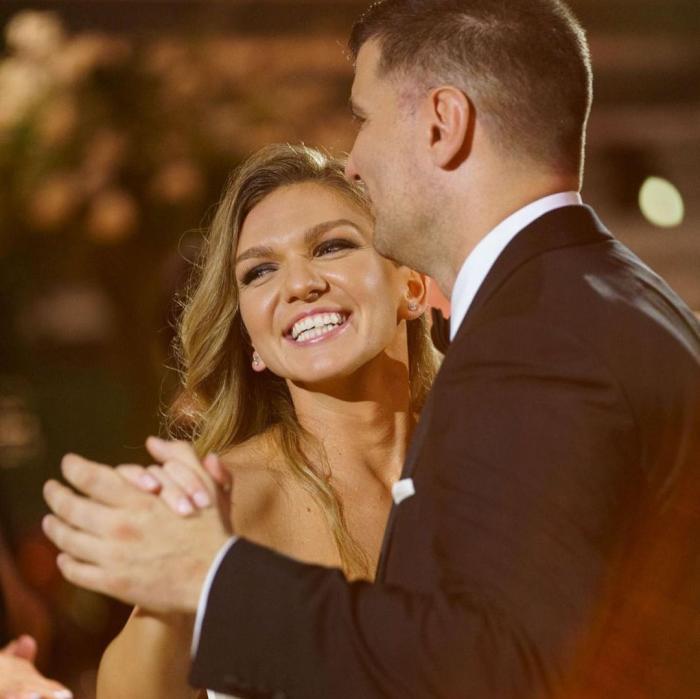 Imagini de la nunta Simonei Halep cu Toni Iuruc