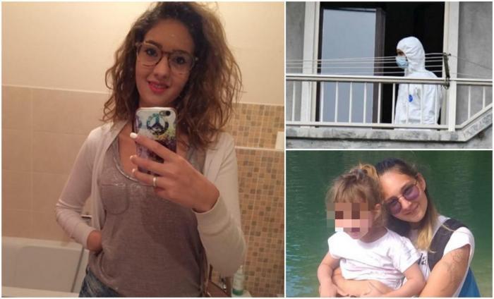 Tânăra de 21 de ani era mama unei fetițe de 2 ani