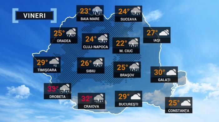 vremea 17 septembrie