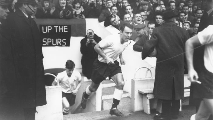 Jimmy Greaves, fost fotbalist Tottenham