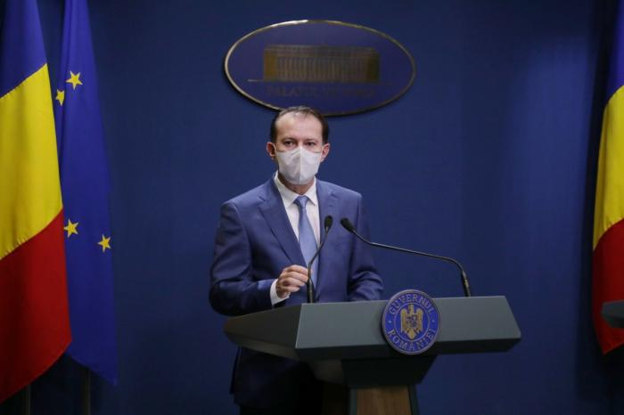 Război în coaliție, ziua 2. Premierul Florin Cîțu a cerut formațiunii USR PLUS o propunere pentru Justiție