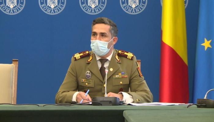 Valeriu Gheorghiţă a anunţat că România începe administrarea dozei 3 de vaccin