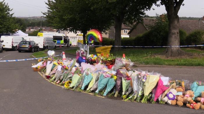 Cei patru au fost ucişi în propria casă