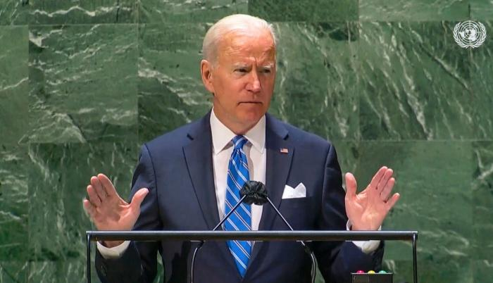 Președintele american Joe Biden