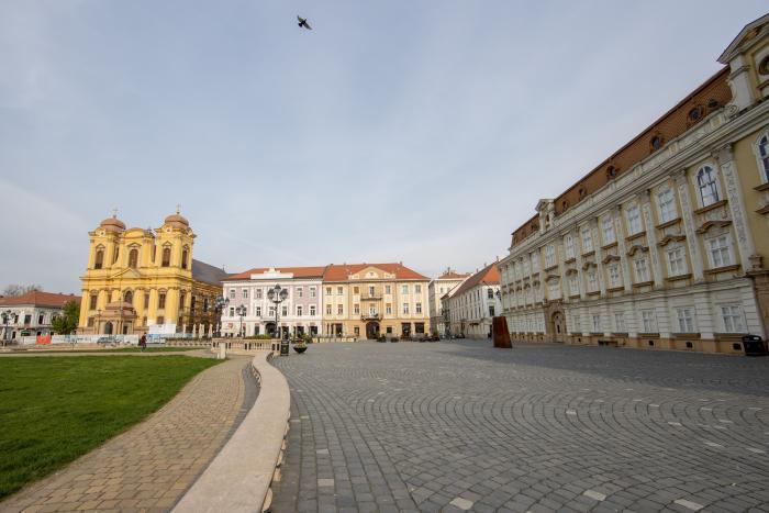 Timişoara, primul oraş din România care a instituit carantina de noapte în weekend. Incidenţă de peste 4 la mia de locuitori pentru a treia zi consecutiv