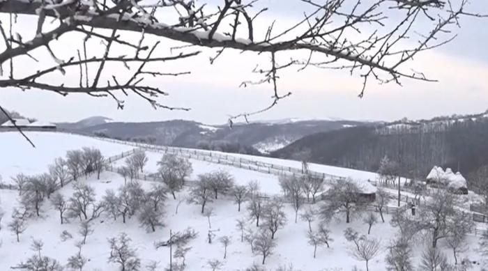 Dimineață cu temperaturi de iarnă, recorduri termice pentru mai multe stații meteo