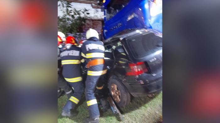 accident Caraș-Severin