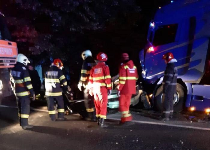 accident mortal în comuna Constantin Daicoviciu din Caraș-Severin