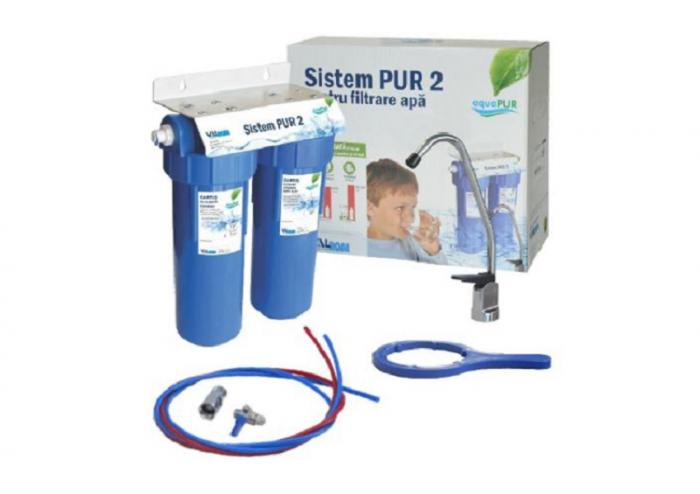(P) Apa de băut sănătoasă: Metode de asigurare a apei potabile, în orice moment