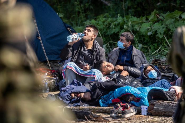 Patru migranţi au murit din cauza temperaturilor scăzute